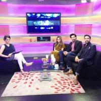 Armeena Khan, Bilal Ashraf and Ali Rehman Khan